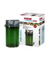 EHEIM classic 600 - външен филтър за аквариум - капацитет 1000 л./ч.