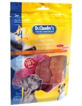 Dr. Clauder's - Filet Strips /pre biotik/ -  100% филенца от пилешки гърди - 80 гр.