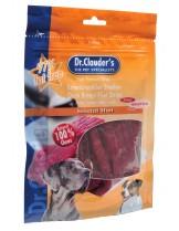 Dr. Clauder's - Filet Strips /pre biotik/ - меки ленти със 100% месо от патешки гърди - 80 гр.