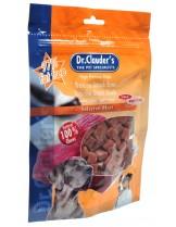 Dr. Clauder's - Filet Strips /pre biotik/ -  100% кубчета от патешки гърди - 80 гр.