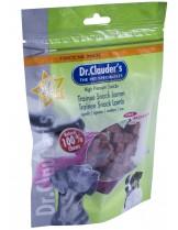 Dr. Clauder's - Filet Strips /pre biotik/ - меки кубчета със 100% агнешко месо - 80 гр.