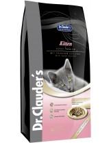 Dr. Clauder's - Super Premium Cat Kitten – Супер премиум суха, гранулирана храна за малки котета от всички породи до 1 година - 15 кг.