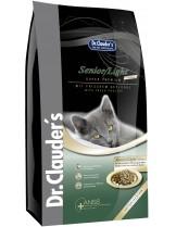 Dr. Clauder's - Super Premium Cat Senior/Light Sterilized – Супер премиум суха, гранулирана храна за възрастни, кастрирани или котки с наднормено тегло над 1 година - 0.400 кг.