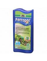 JBL Ferropol  - Течна тор за водни растения с микроелементи - 100 ml.