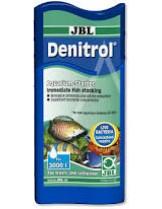 JBL Denitrol - Бактериален активатор за сладководни аквариуми - 100 ml