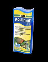 JBL Acclimol - Препарат, намаляващ стреса и проблемите при климатизация рибките - 100 ml.