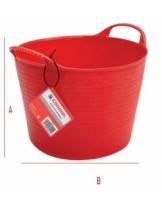 Bellota - Градински кош Corona - обем - 35 л. , - 47.5/36.5 см