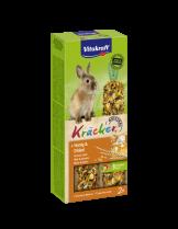 Vitakraft Krecker Honey & Spelt  - Крекер за мини зайчета с мед и лимец - 2 бр. - 145 гр.
