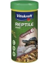 Vitakraft Turtle mixed - Храна за костенурки - Микс от пелети и скариди - 0.250 л. - 74 гр