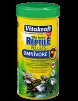 Vitakraft Turtle Pellets - високоенергийна гранулирана храна за водни костенурки - 1 литър - 590 гр.