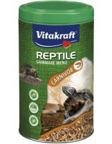 Vitakraft Turtle Gammare - всекидневна храна за водни костенурки - 1 литър - 245 гр.