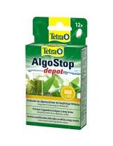 Tetra AlgoStop Depot - 705118 - препарат с дългосрчен и стабилен ефект против алгите в сладководните аквариуми - 12 таблетки