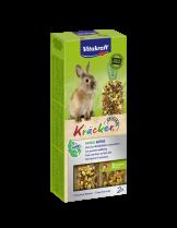 Vitakraft Krecker Herbal Active  - Крекер за мини зайчета с билки - 2 бр. - 145 гр.