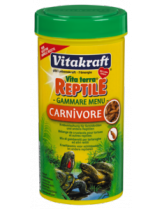 Vitakraft Turtle Gammare - натурална храна за водни костенурки - 0.250 л. - 68 гр.