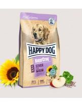 HAPPY DOG  Natur Croq Senior - Натурална линия суха храна за кучета над 8 години от всички породи с пилешко, риба и говеждо - 15 кг.