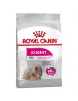 Royal Canin Mini Exigent - суха гранулирана храна за кучета от дребните породи  с много капризен апетит (над 10 месеца) - 0.800 кг.