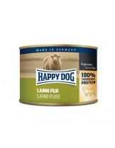 HAPPY DOG - Lamm Purr - Високо качествена консерва 100% агнешко месо - без соя, растителни добавки, оцветители или консерванти - 0.800 кг.