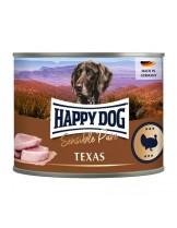 HAPPY DOG - Lamm Purr - Високо качествена консерва 100% агнешко месо - без соя, растителни добавки, оцветители или консерванти - 0.200 кг.