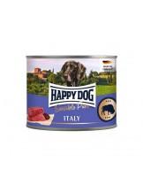 HAPPY DOG - Wild Purr - Високо качествена консерва 100% месо от елен - без соя, растителни добавки, оцветители или консерванти - 0.200 кг.