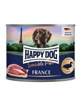 HAPPY DOG - Ente Pur - Консерва 100% патешко месо - без соя, растителни добавки, оцветители или консерванти - 0.800 кг.
