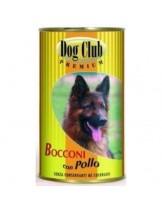 Dog Club Premium with Beef - консерва за кче - с говеждо -  400 гр.