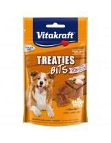 Vitakraft TREATIES MINIS - Лакомства за кучета - сочни хапки с пилешко месо - 120 гр.