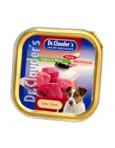 Dr. Clauder's - Selected Meat Ente - /Pre Biotics/- с патешко- 100 гр.