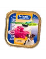 Dr. Clauder's - Meat Pro Hair Skin Truthahn Rice - пуика и ориз за кученца с проблемна кожа и козина - 100 гр.