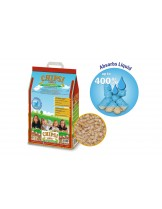 Chipsi Family - хигиенна постелка - царевични пелети за котки, гризачи, птици - 20 литра