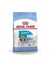 Royal Canin MINI Puppy –  суха гранулирана храна за кучета от дребни породи  до 10 месеца - 2 кг.