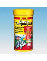JBL NovoTanganyika -  Храна за растителноядни африкански цихлиди от езерата Малави и Танганайка  - 250 ml.