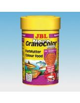 JBL NovoGranoColor - Храна за декоративни рибки за подсилване на цветовете - гранули - 250 ml.
