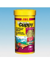 JBL NovoGuppy - Основна храна за гупи - 100 ml.