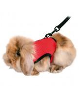 Padovan Soft Harness with Lead - нагръдник и повод за морски свинчета и дребни гризачи