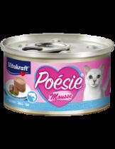 Vitakraft POESIE Mousse - Консерви за котки над 1 година със сьомга  - 85 гр.