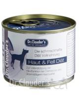 Dr. Clauder's - Super Premium FSD Fur and Skin Diet - терапевтична диетична храна за здрави кожа и козина при кучета с дерматити - 400 гр.