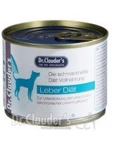 Dr. Clauder's - Super Premium LPD Liver Diet - терапевтична диетична храна за кучета с хронична чернодробна недостатъчнос - 400 гр.