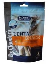 Dr. Clauder's - Dental Snack Ente/Duck - Small breed -  Дентално лакомство за кучета с патешко филе - 80 гр.