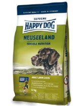 HAPPY DOG Sensible Nutrition - Сюприйм Нюзийланд - за чувствителни и алергични кучета над 1 година - 0.7 кг.