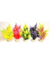 Sydeco - Nano Fiesta - Изкуствено аквариумно растение - 14 см.