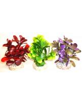 Sydeco - Peeble Plant - Изкуствено аквариумно растение - 14 см.