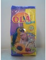Ola Standard Vitamins Complete - пълноценна храна за средни папагали - 800 гр.