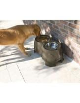 Savic - Ергономични съдове за храна и вода за кучета - 61,00cm x 35,00cm x 28,00 см.