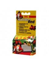 JBL Holiday Red - Храна за златни рибки на блокчета разтваряща се за  4-6 дни з - 20 gr.
