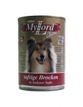 My Lord- консерва куче с говедо и черен дроб - 415 гр.