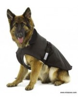 Karlie Кожухче  с яка и дъждобран за куче 2 в 1 - 0601032 - 52 см.