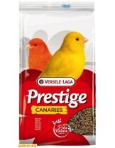 Versele Laga  Canaries Prestige - висококачествена  отлично балансирана пълноценна храна за канарчета - 1 кг