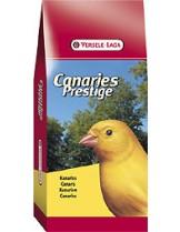 Versele Laga  Canaries Prestige - висококачествена  отлично балансирана пълноценна храна за канарчета - 20 кг