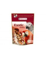 Versele Laga Exotic Nut - балансирана и пълноценна храна за големи папагали с ядки -15 кг.