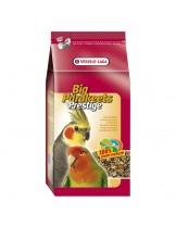 Versele Laga Standard Cockatiels (Big Parakeets) - балансирана и пълноцена храна за средни папагали - 1 кг.